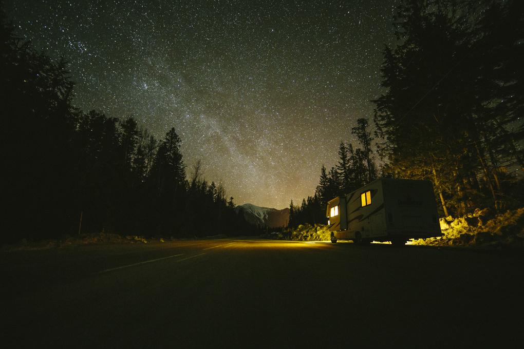 The Powder Highway by Greg Chmiel