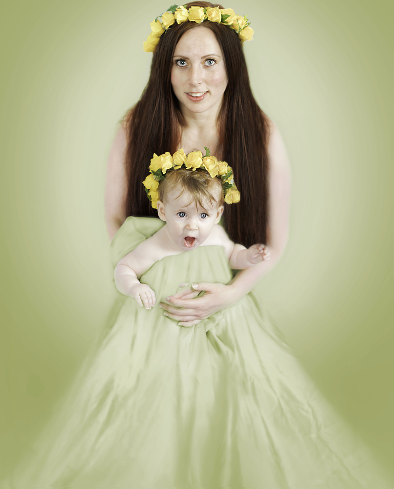 Mother & Daughter by Marc Brandrick