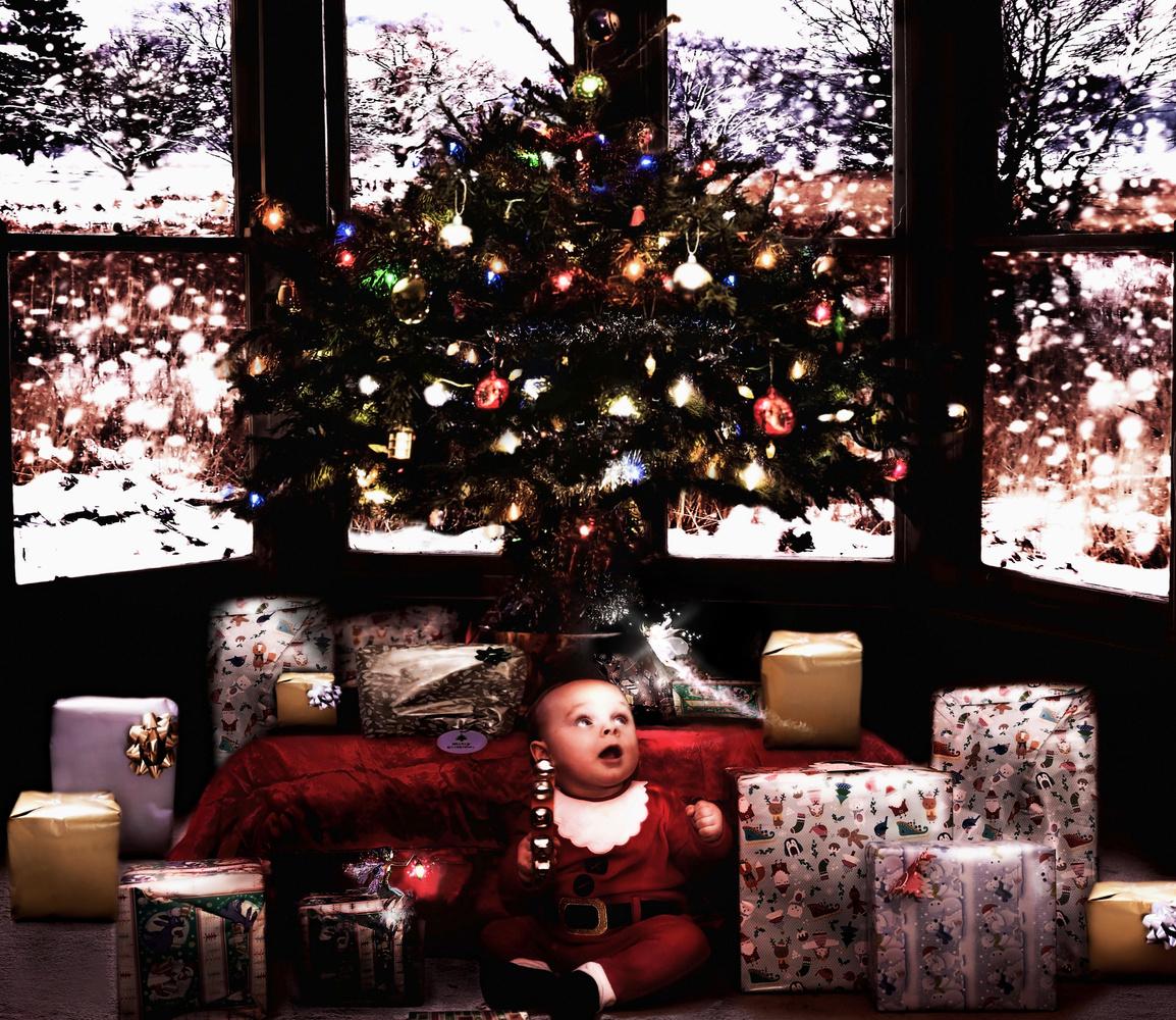 Christmas Magic by Marc Brandrick