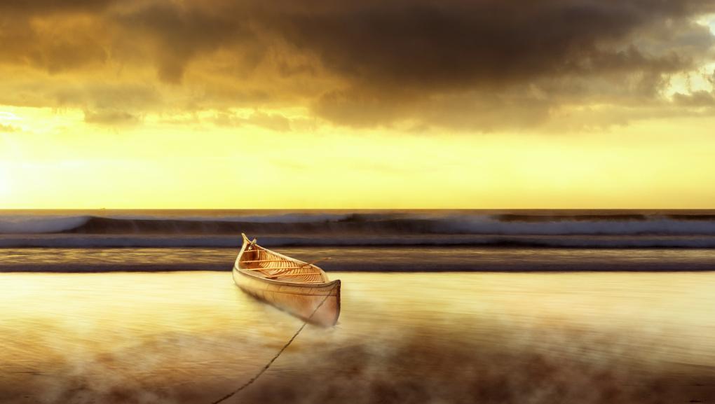 Adrift by Marc Brandrick