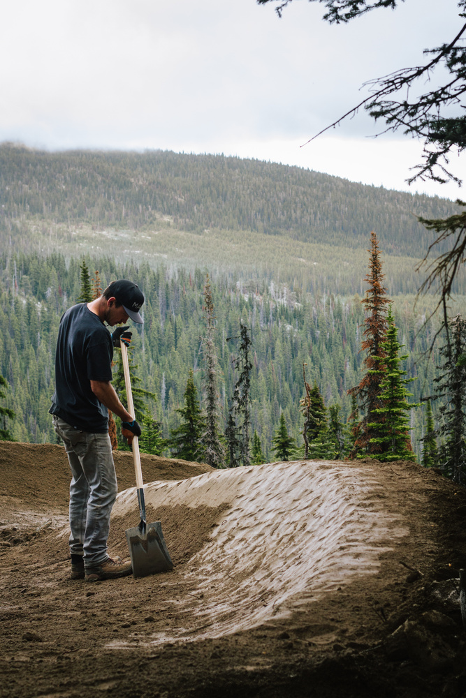 Trail Builder by Nick Tingren