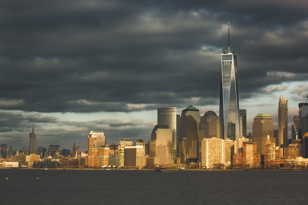 Freedom Tower by Nick Tingren