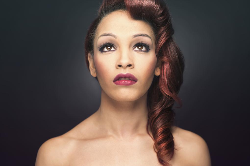 Beauty Portrait by Vincent Lopez