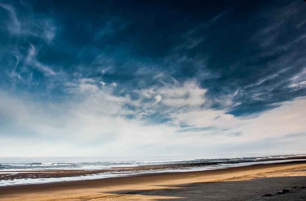 By the Oregon Coast by Alexander Shamota