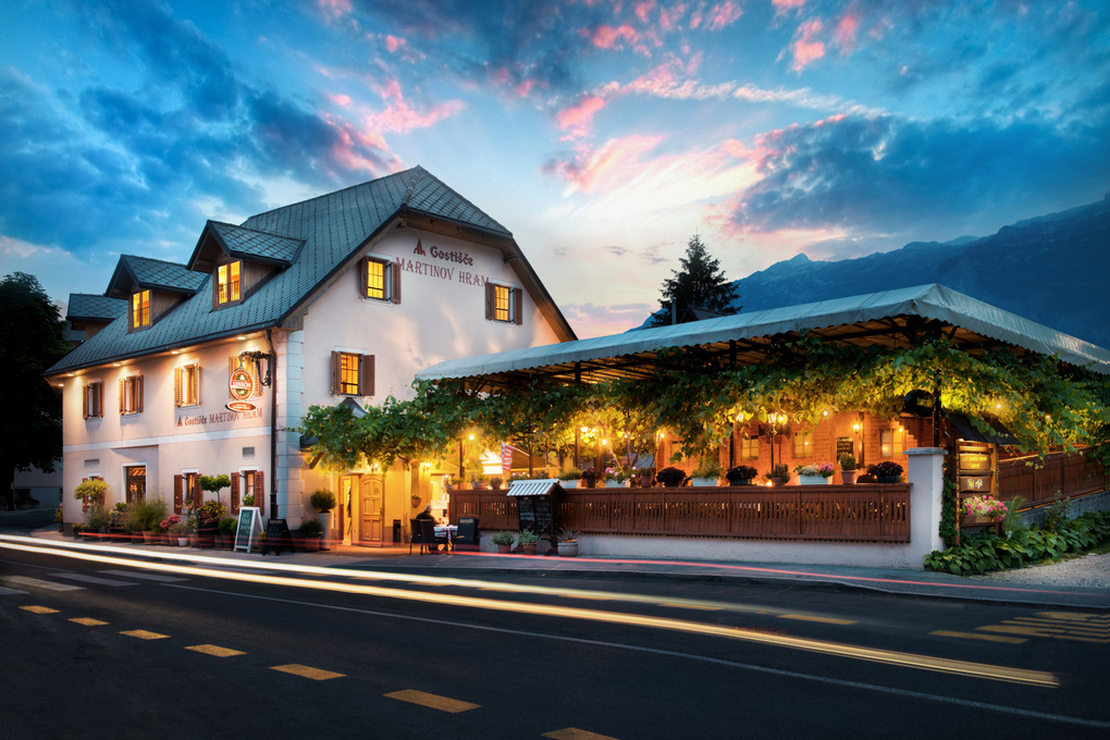 Maritov restaurant - Slovenia by Gergely Jancso