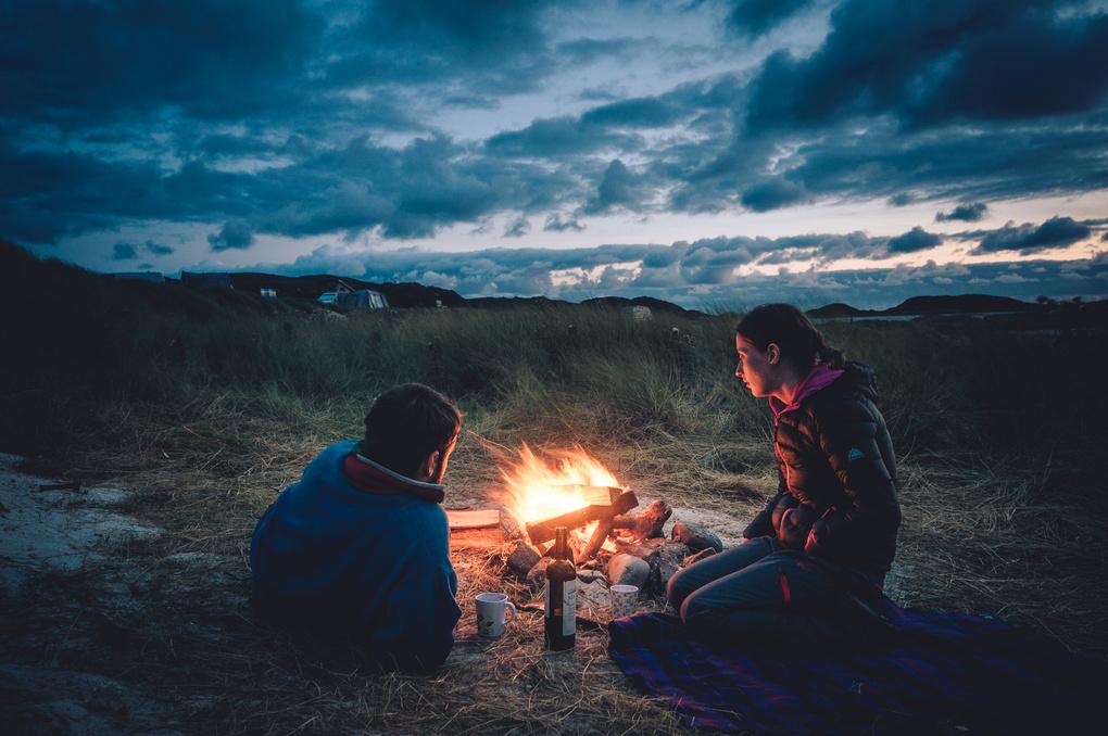 camp vibes by Craig Bunyan