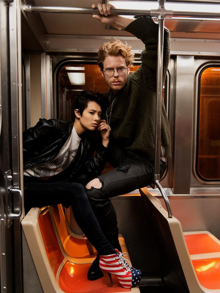 Subway by John Paul