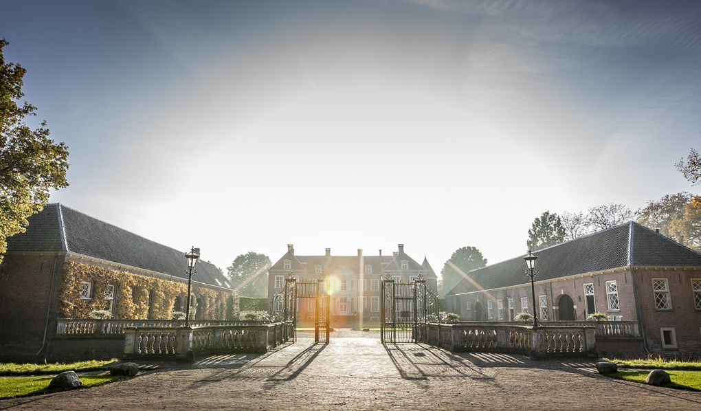 Castle Ampsen by Niek Braam