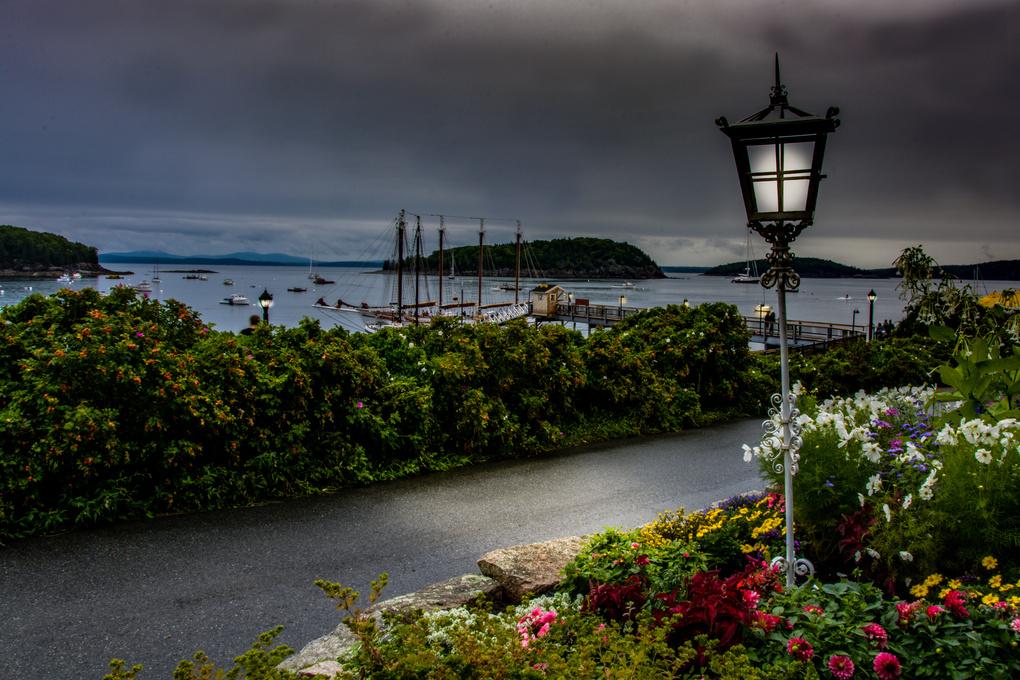 Dark Harbor by Nelson Jewell