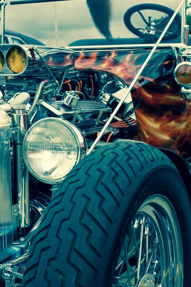 Ford on Fire by Scott Seroka