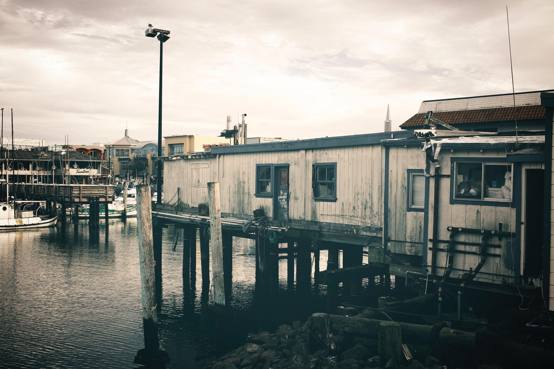 The Wharf by Scott Seroka