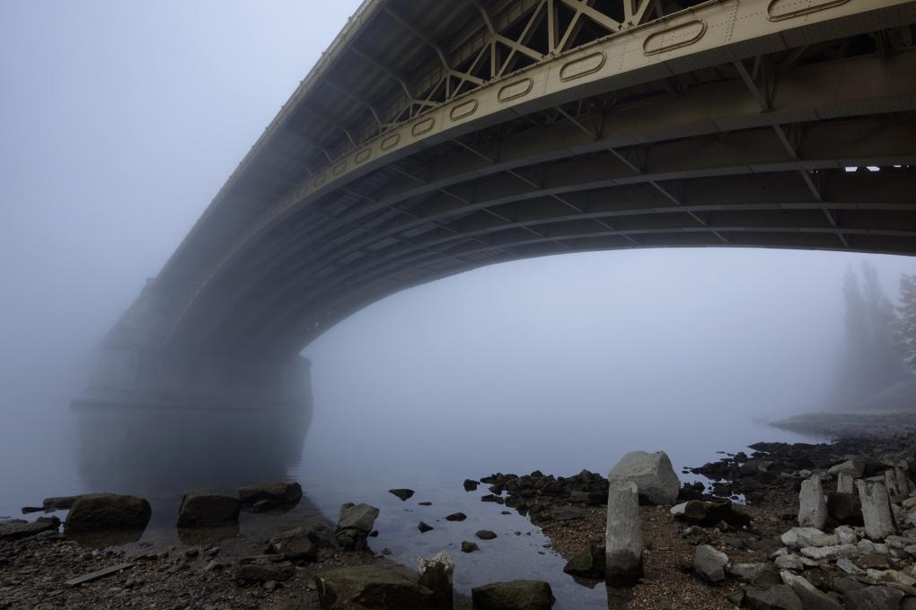 Wraiths in the mist by Richard Paksy