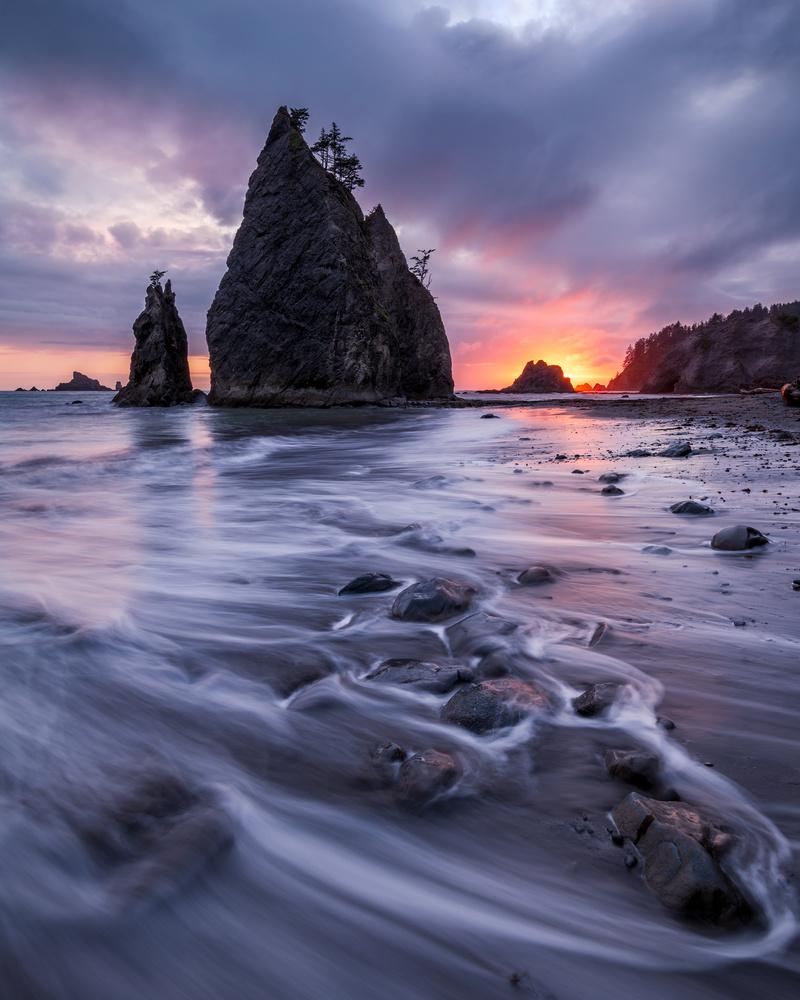 Waves and Stacks by Dan McCloud