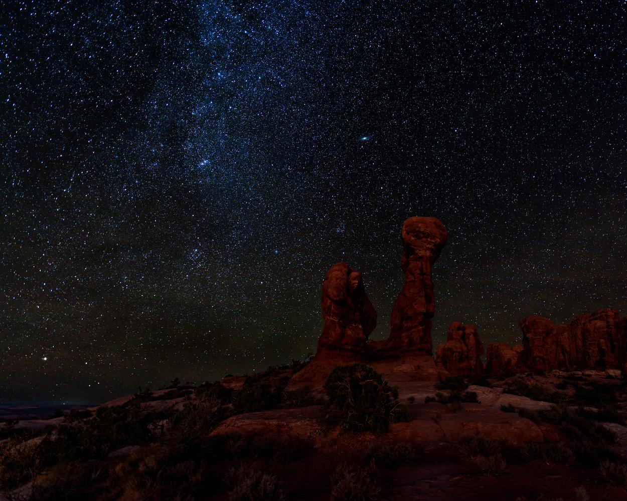 Sky Watchers by Dan McCloud