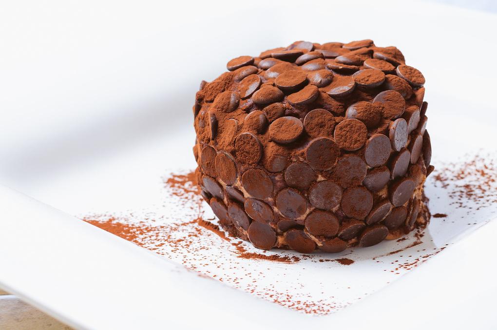Chocolate Temptation by Roy Sanchez