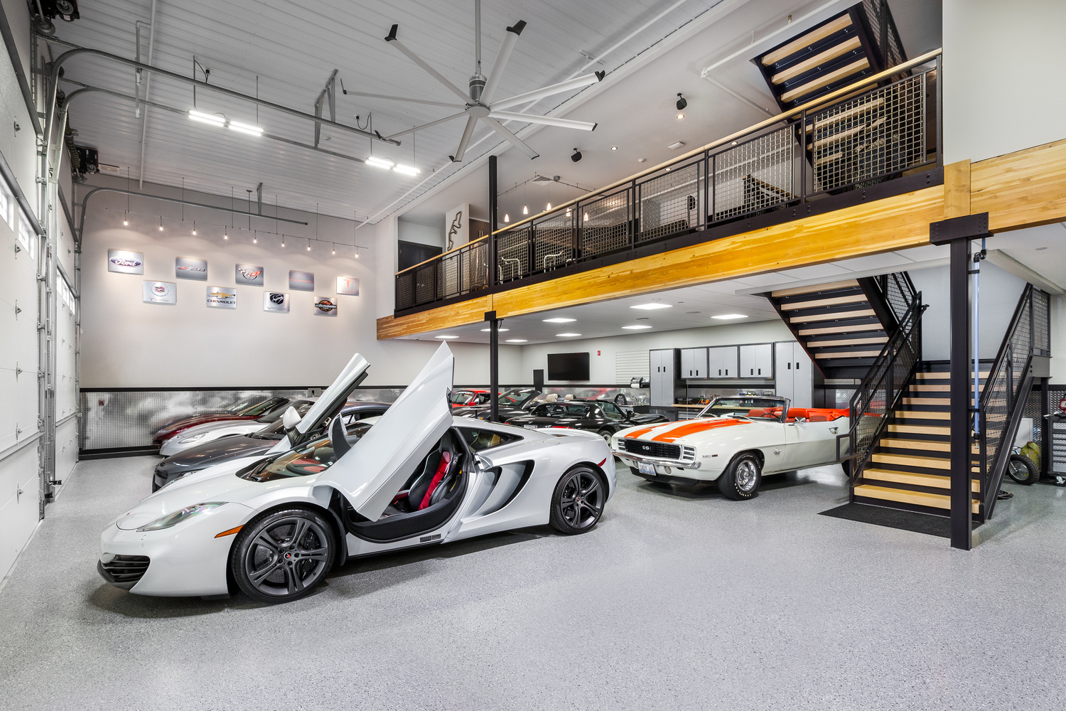 When your cars need their own condo by Michael Donovan
