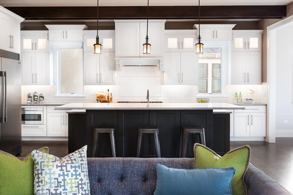A beautiful luxury kitchen by Michael Donovan