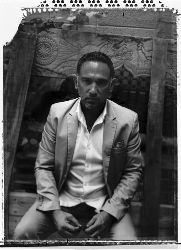 Genarro Garcia for Inspirations; Human Connection; A Portrait Series by Caleb Alvarado