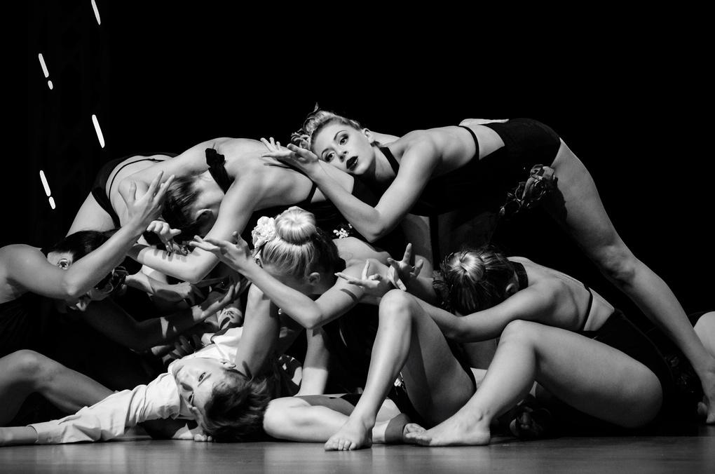 Group Dance by Nikkolus Wortham