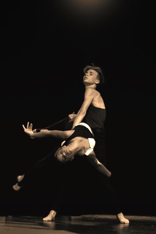 Dancers by Nikkolus Wortham
