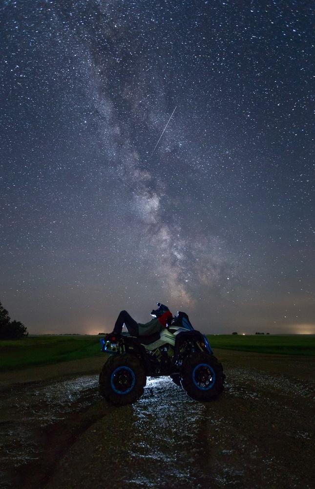 Under the Stars by Brendon Fidek