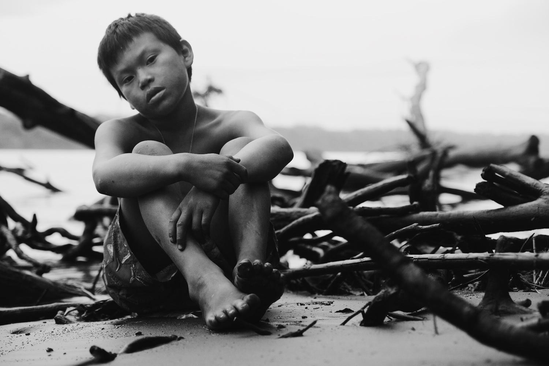 Callet, Matsigenka indigenous tribe by Pedro Pulido