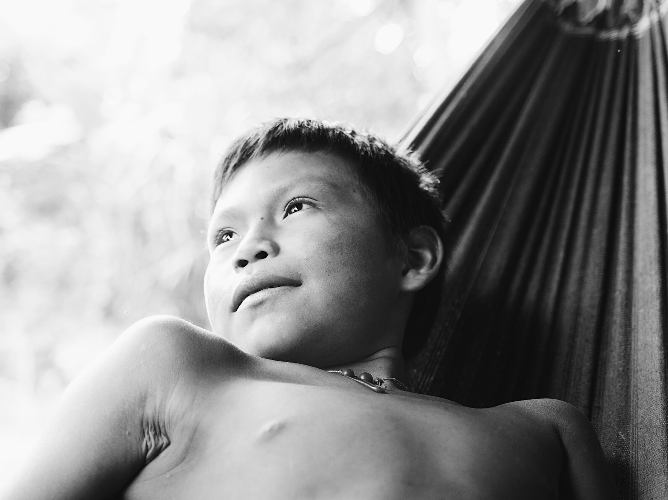 Callet, Matsigenka tribe by Pedro Pulido