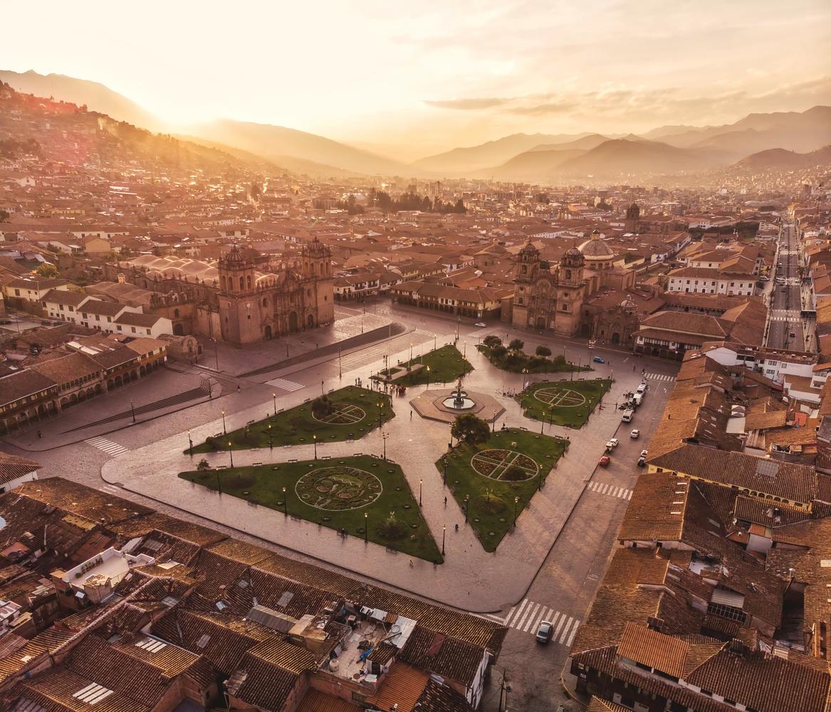 Sunrise cusco, Peru by Pedro Pulido