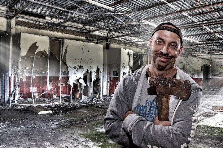 Destruction by Gerard Gaudet