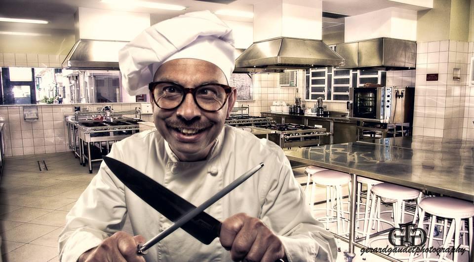 Psycho Chef by Gerard Gaudet