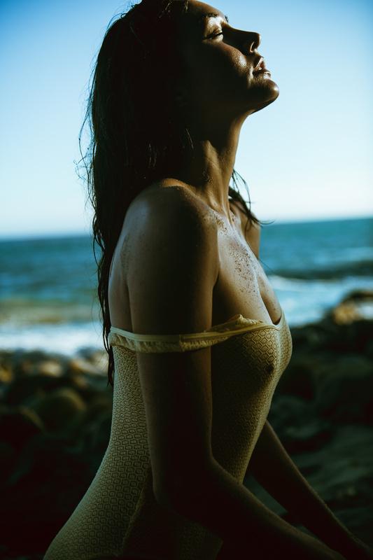 Monique | Malibu by Jean-Claude Vorgeack