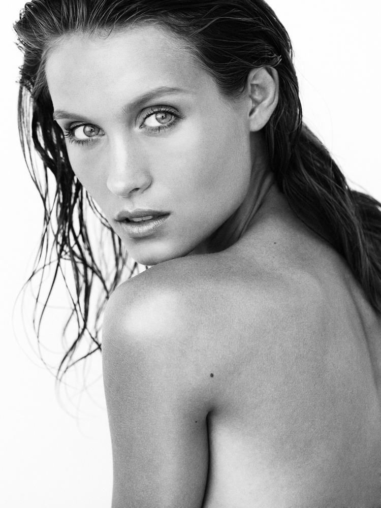 Aly | Beauty Shot by Jean-Claude Vorgeack