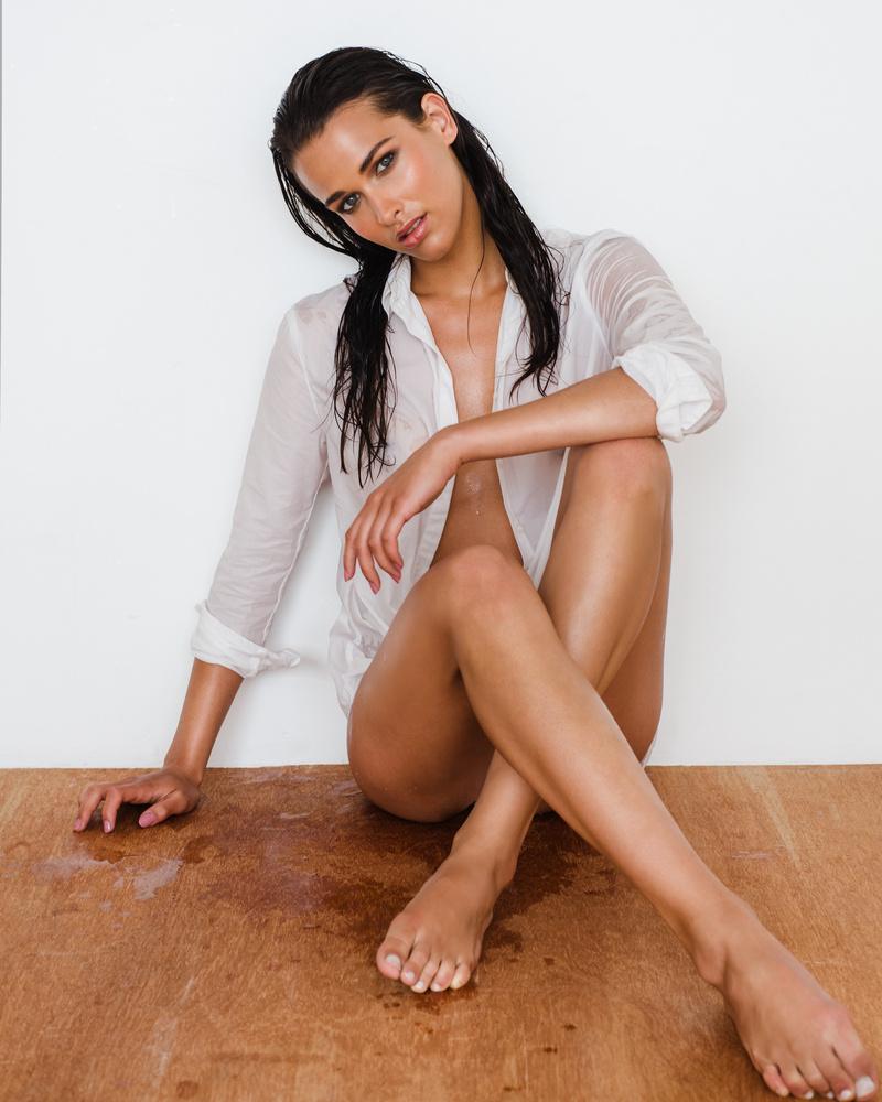 Alexandra | Wet Look by Jean-Claude Vorgeack