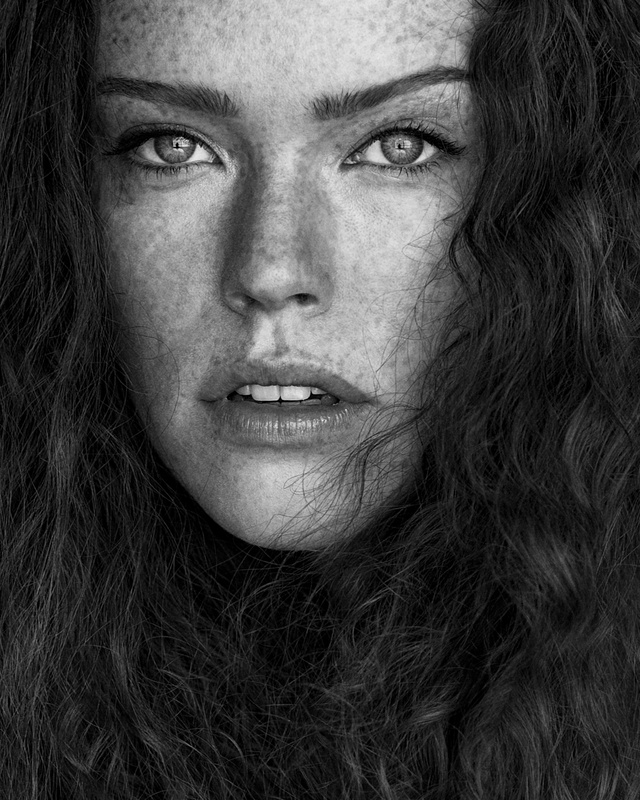 Alexandra | Portrait by Jean Claude