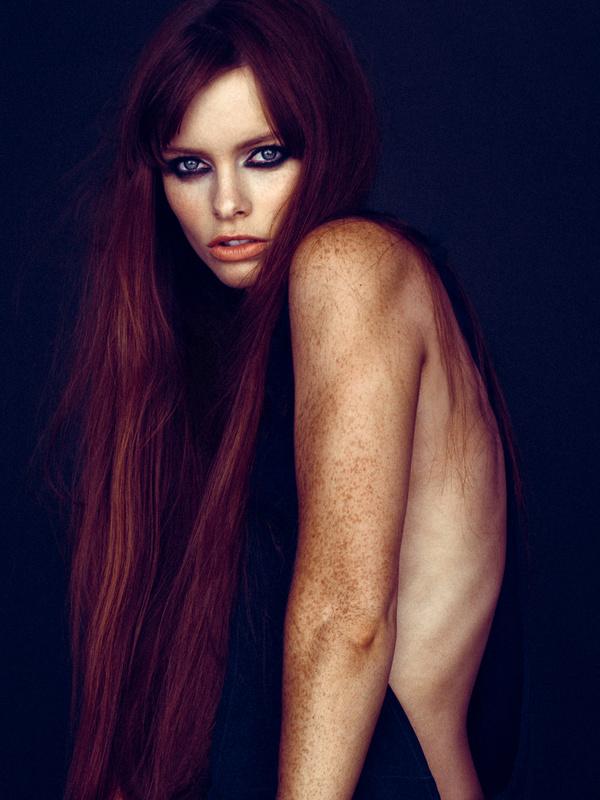 Chloe | Portrait by Jean-Claude Vorgeack