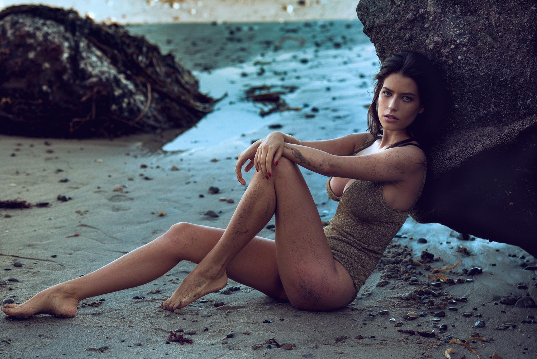 Alice in Malibu by Jean-Claude Vorgeack