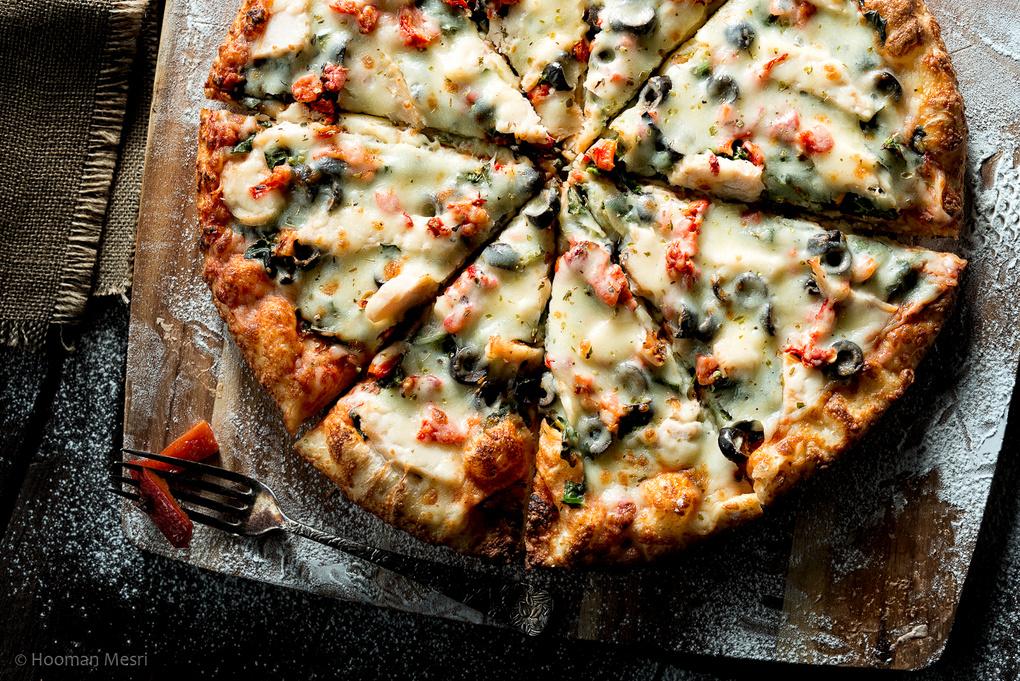 Pitzza by Hooman Mesri