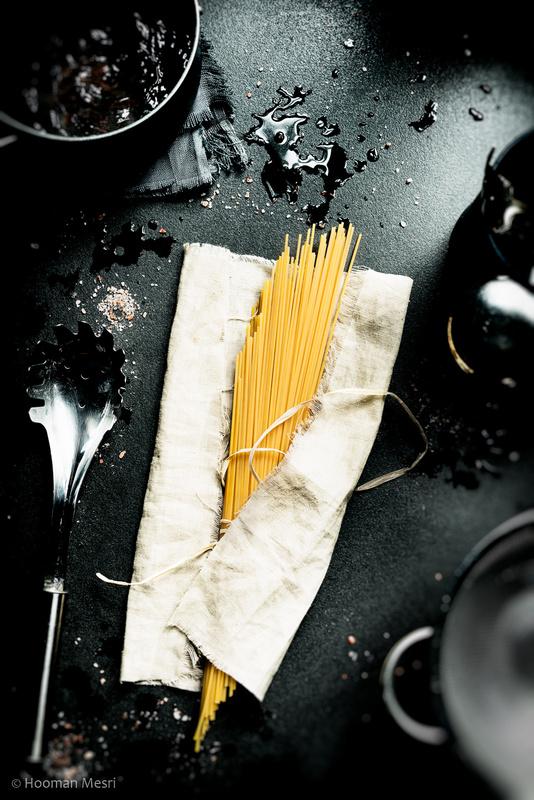 Spaghettini by Hooman Mesri