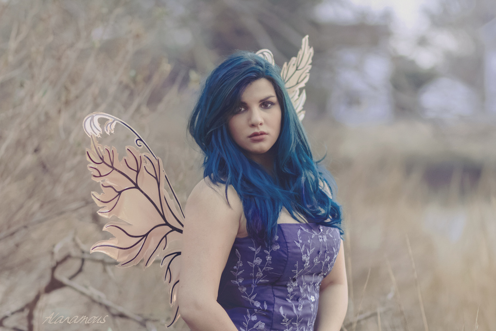 Blue Fairy by Alanamou S