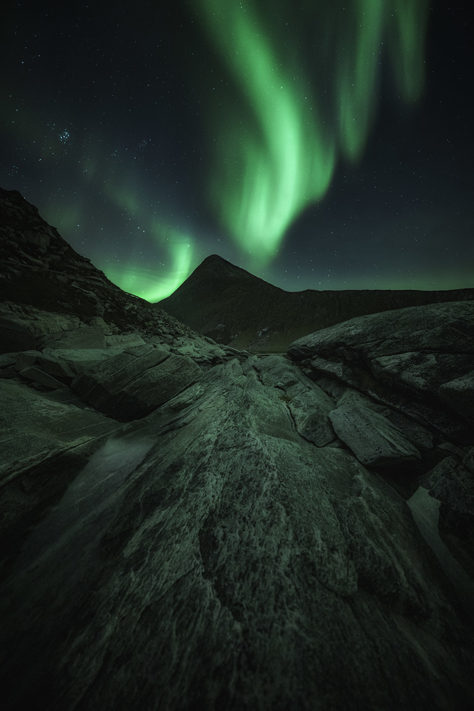Nightlife in the Arctic by Mikkel Beiter