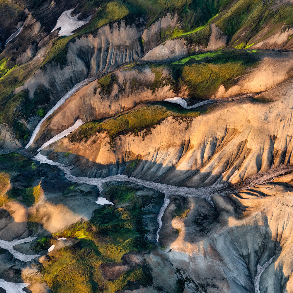 Colors of Earth by Mikkel Beiter