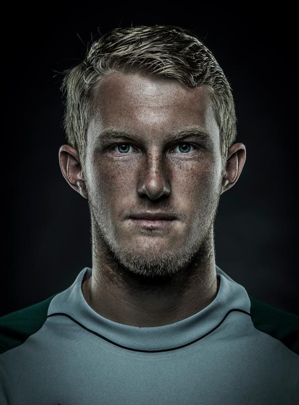 Goalie by August Miller