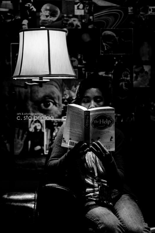 """""""...a girl who prefers books..."""" by Chito L Sta Brigida"""