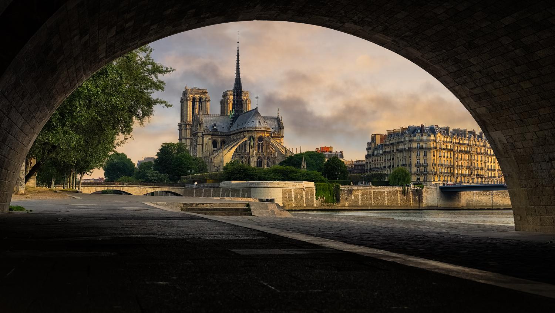 Notre Dame by Brad Jones