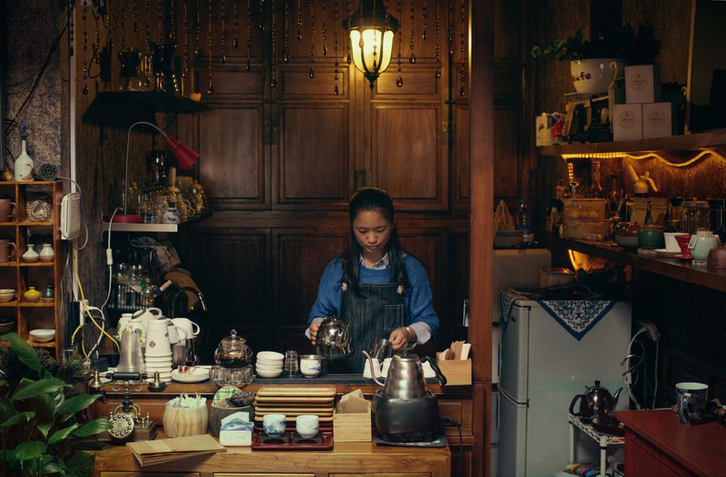 Tea House by Andy Gawlowski