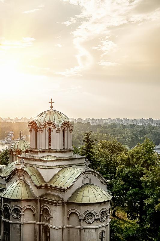 Crkva Svetog Georgija by Ranko Krneta