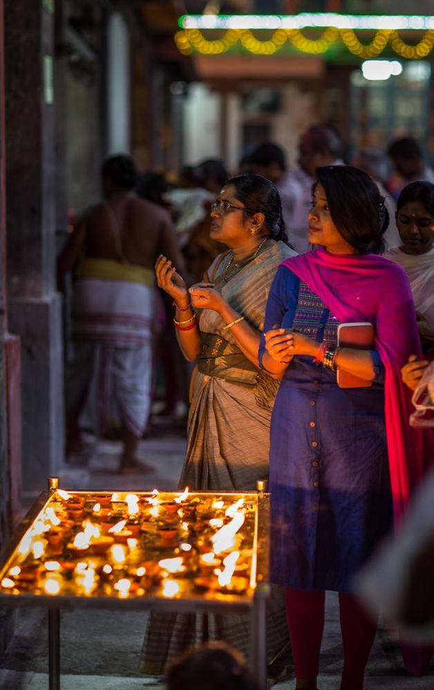 Devotion by Ramesh Raja