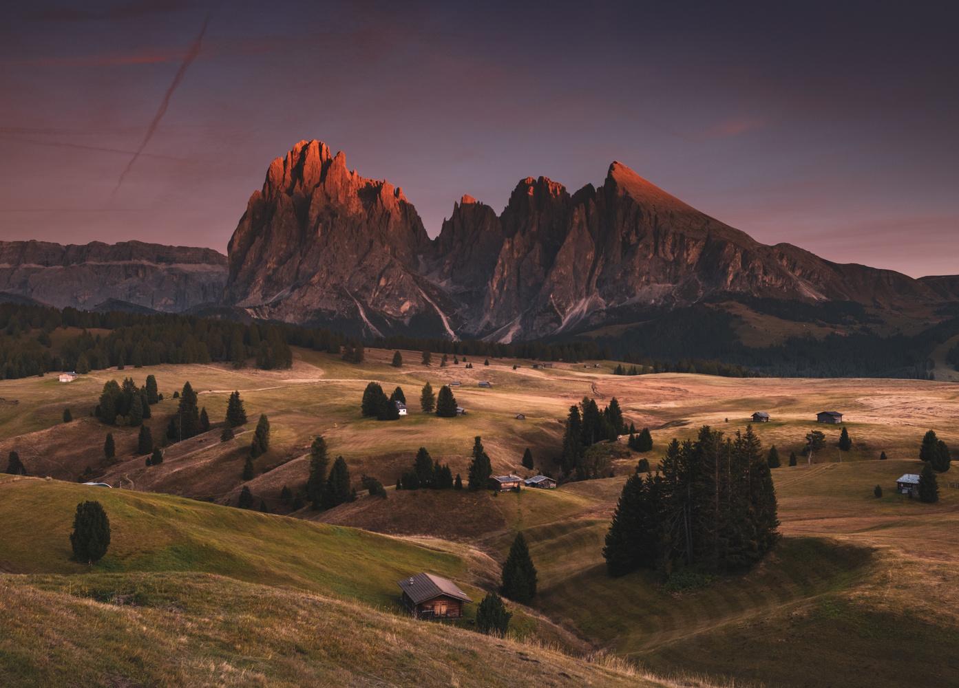 Alpe di Siusi by Lazar Dimitrov