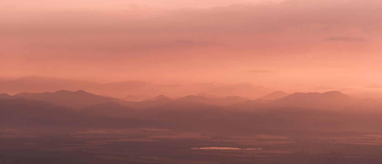 Morning haze by Lazar Dimitrov