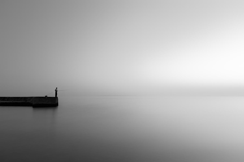 The Fisherman by Marcel Zizkat